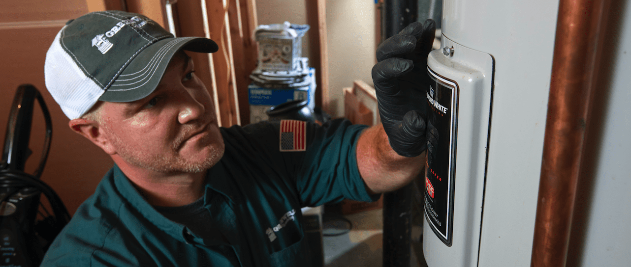 """Featured image for """"Saving with an Energy Efficient Water Heater"""""""